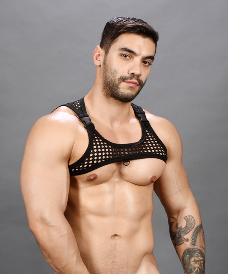 FUKR Buckle Net Harness