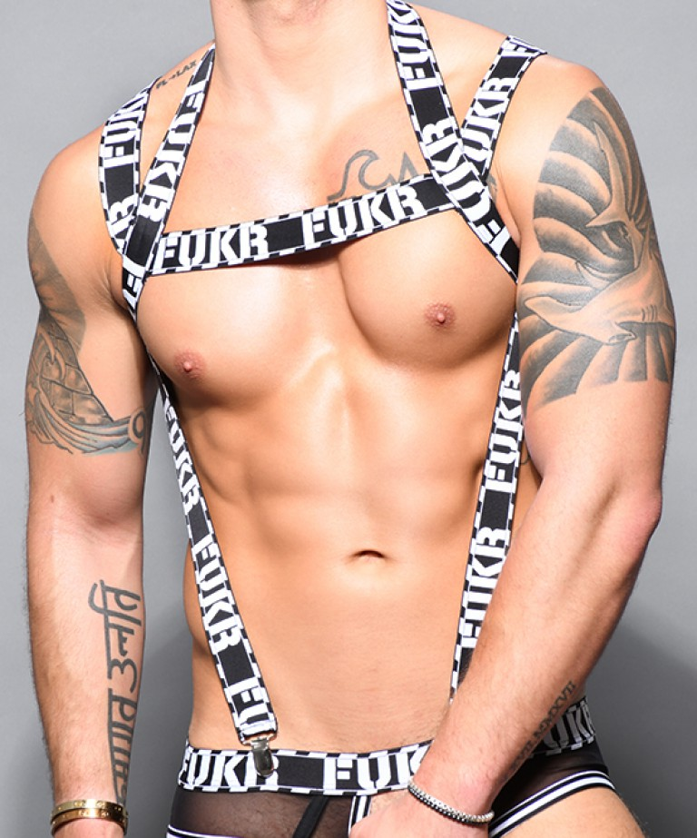 FUKR Erotic Clip Harness (Undies Sold Separately)