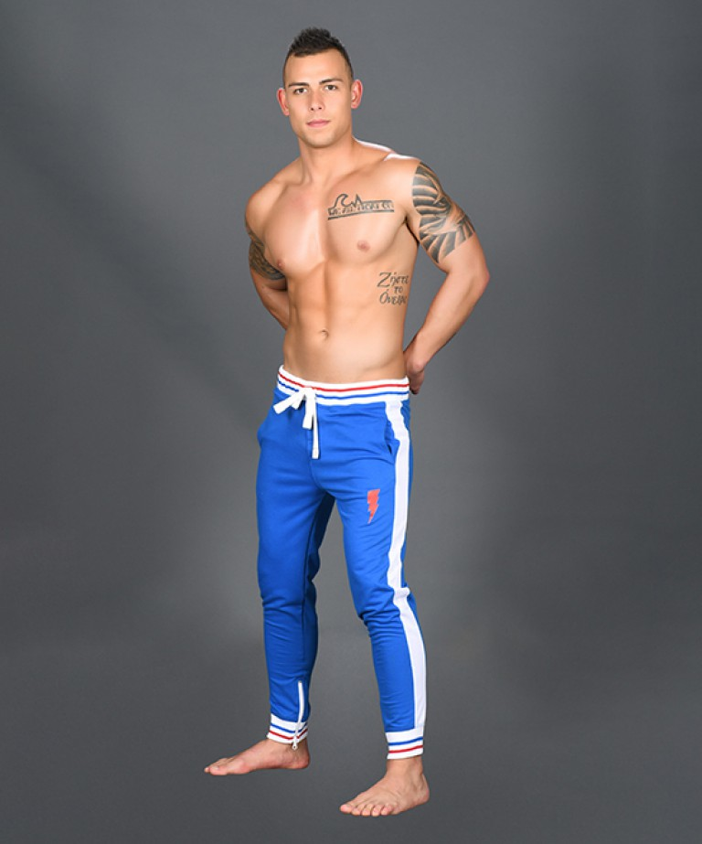 Superhero Lightning Training Pants