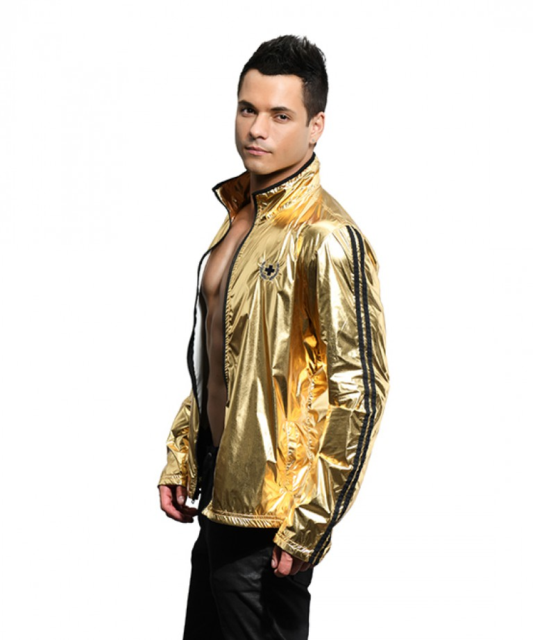 Golden Boy Track Jacket