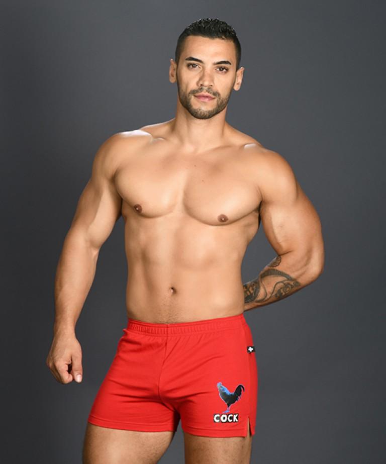 Cock Retro Shorts