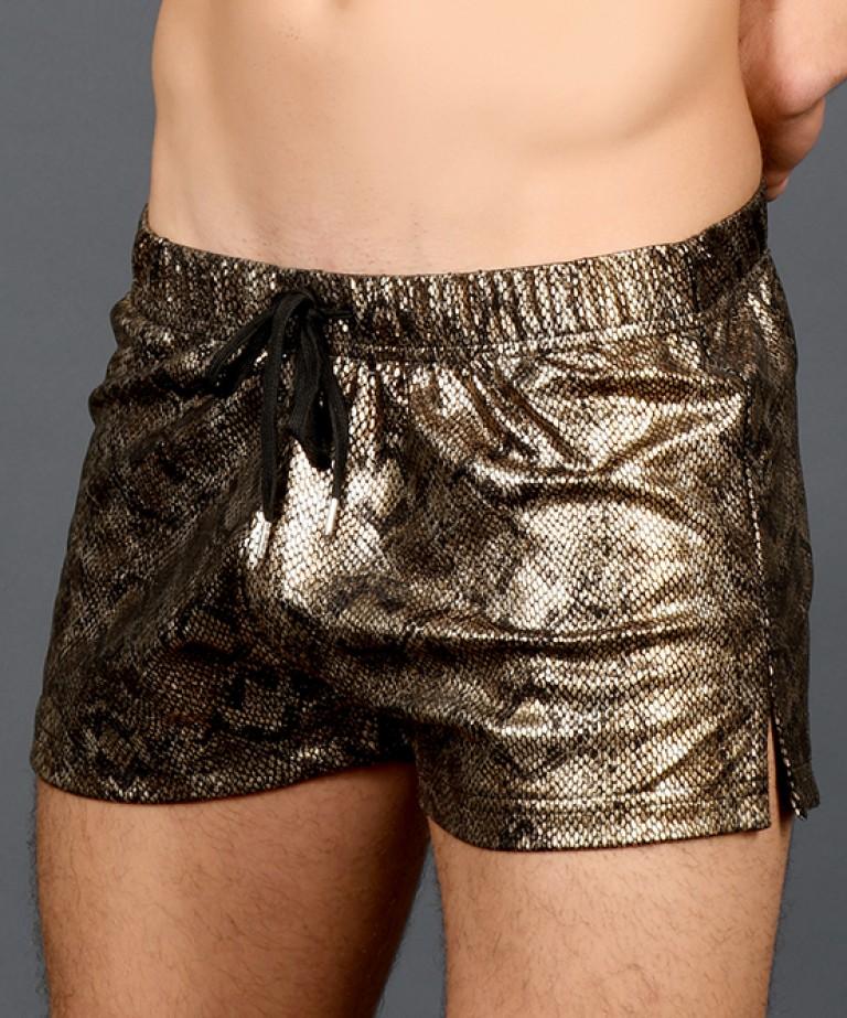 Python Jogger Shorts