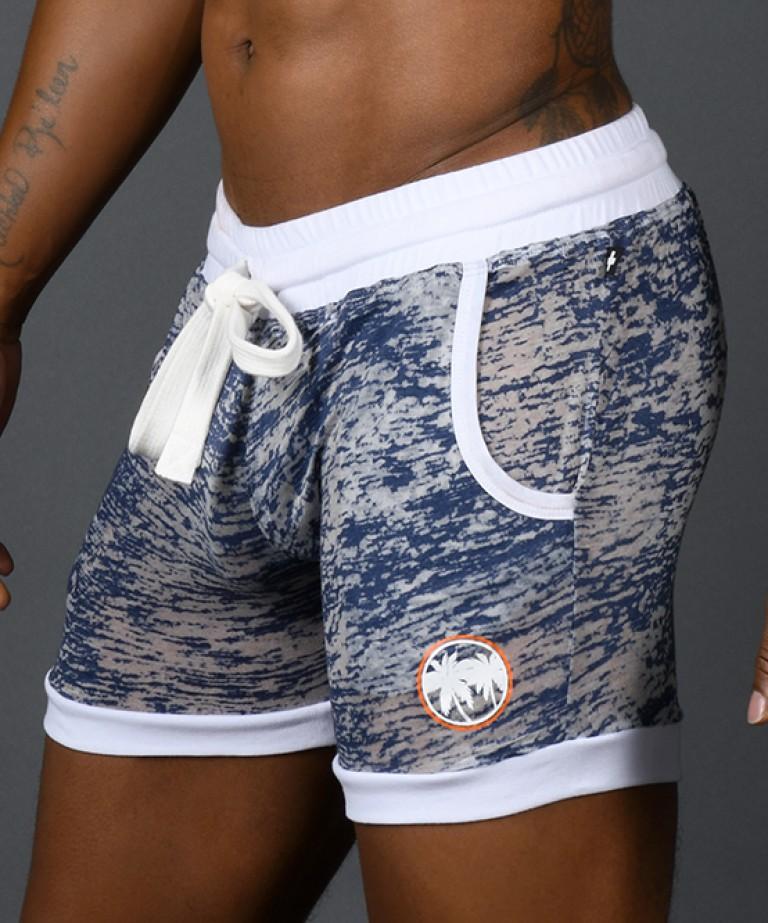 Summer Burnout Beach Shorts