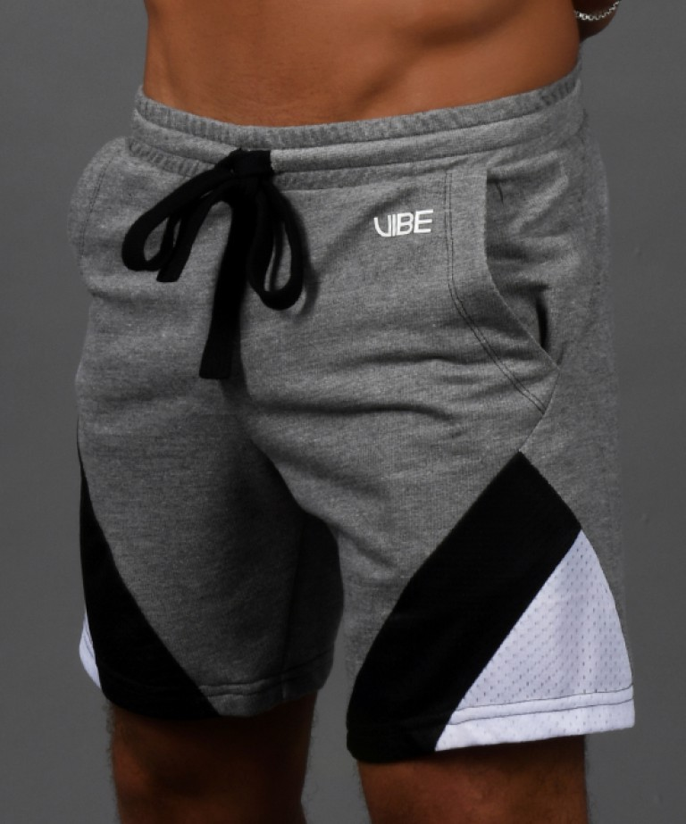 Vibe Training Shorts w/ Mesh