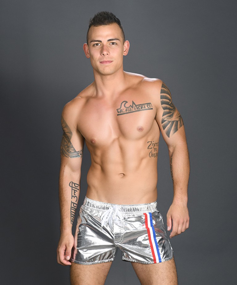 Reflector Swim Shorts