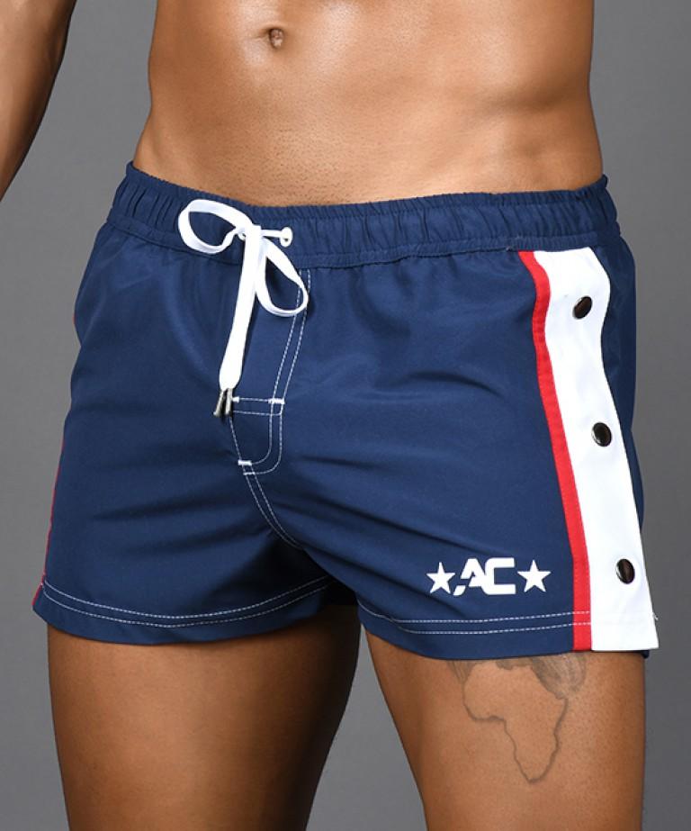 Snap Swim Shorts