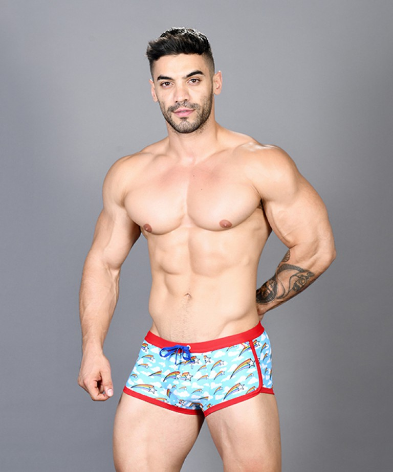 Pride Shooting Star Trunk