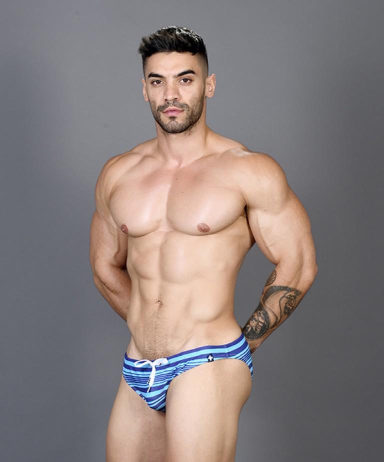 Bayside Stripe Bikini