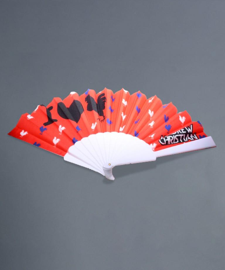 Cock Fan