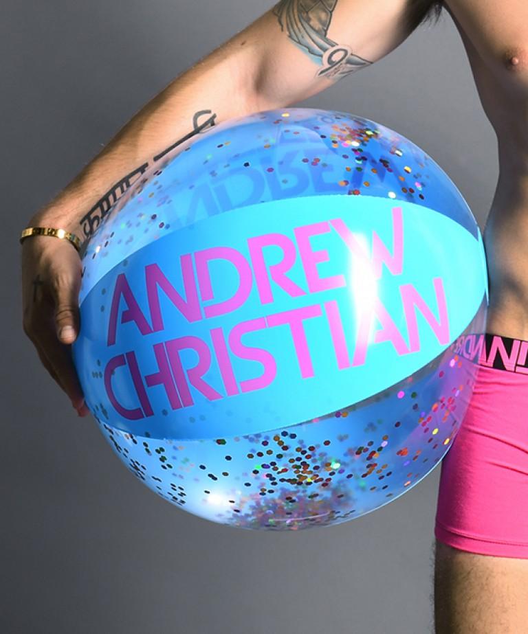 """24"""" Glitter Beach Ball"""