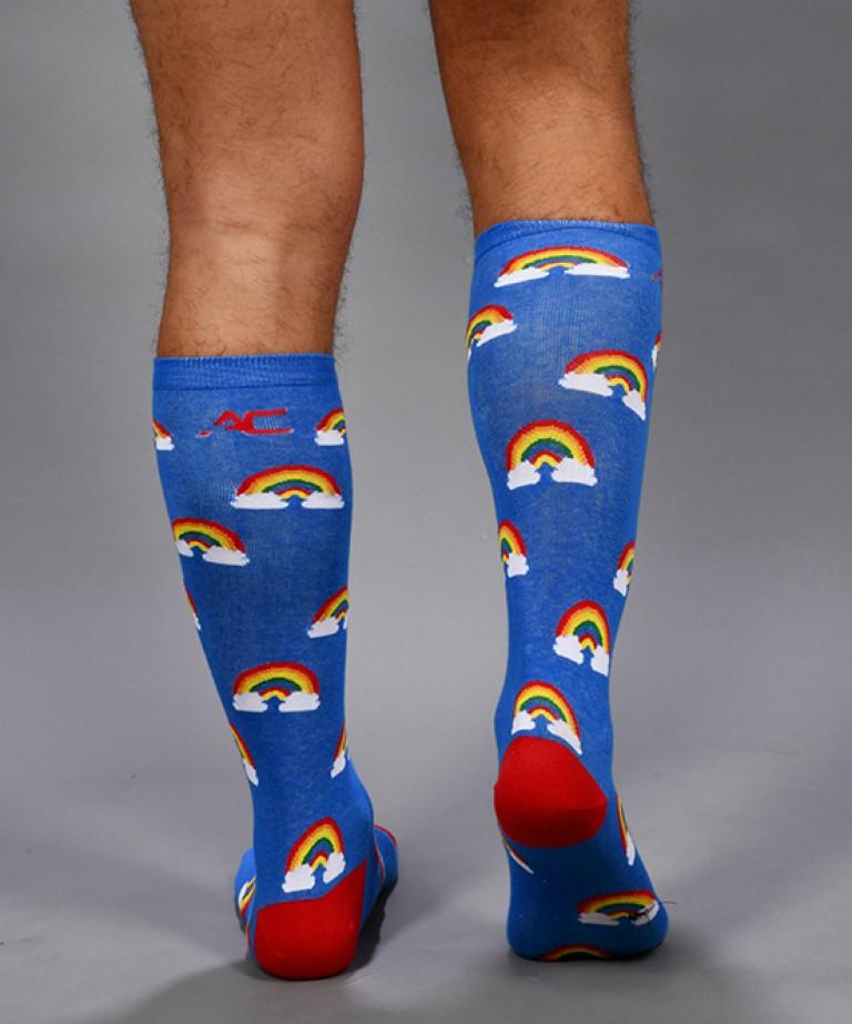 Pride Cloud Rainbow Socks