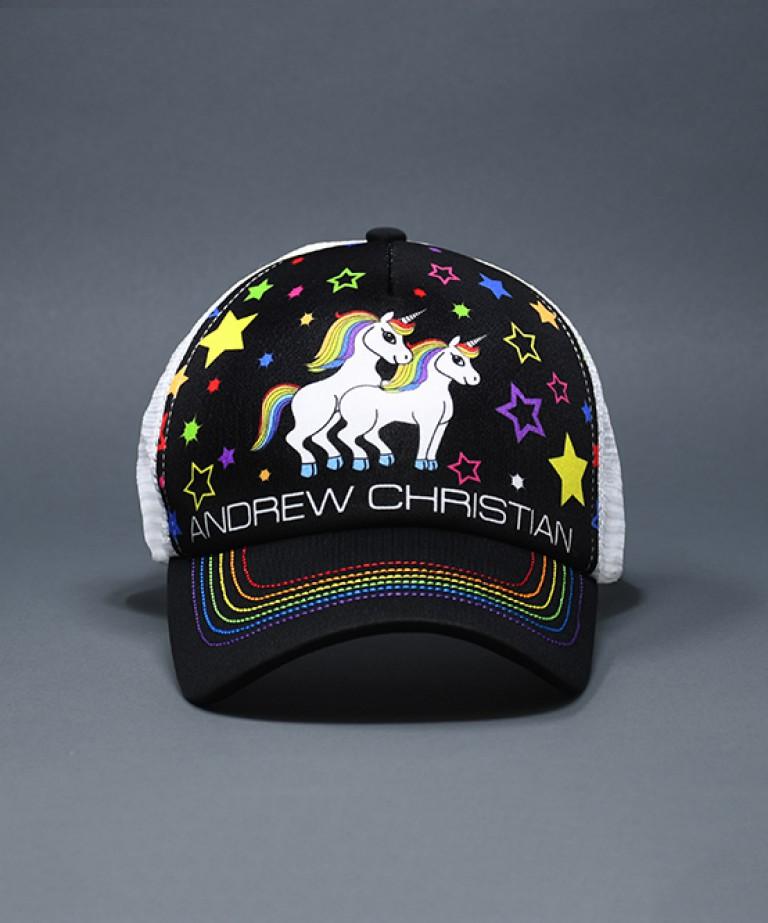 Naughty Unicorn Cap