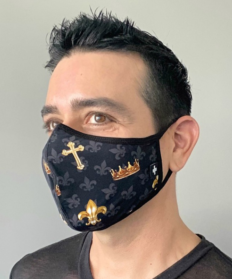 Royalty Glam Mask
