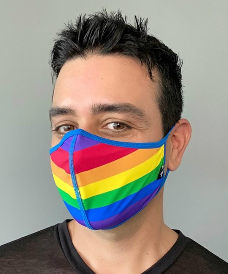 Ultra Pride Glam Mask