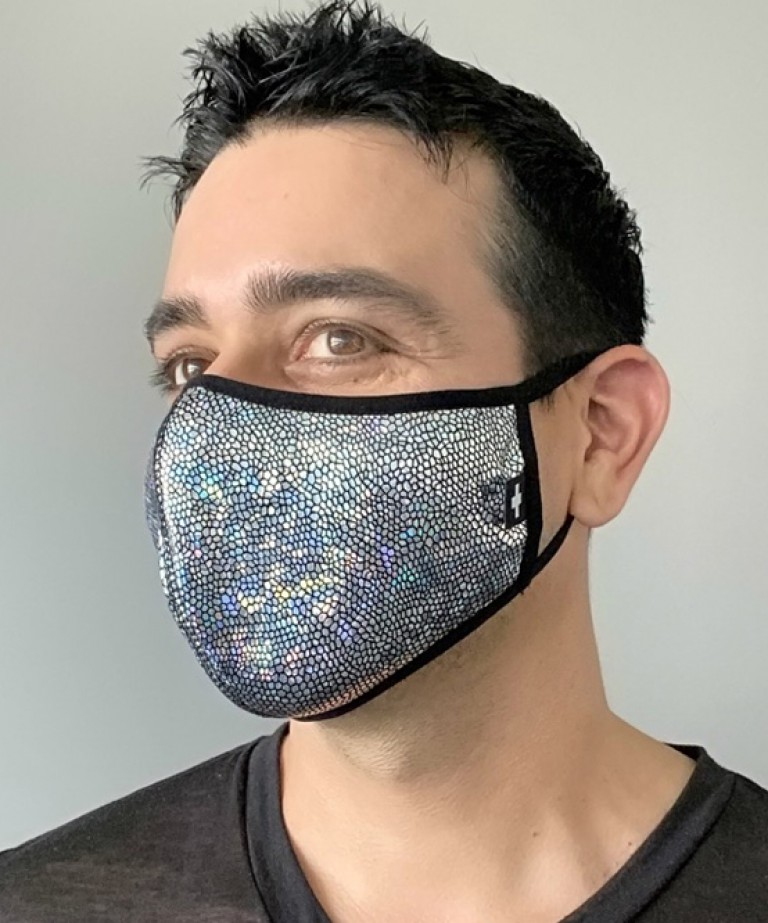 Platinum Glam Mask