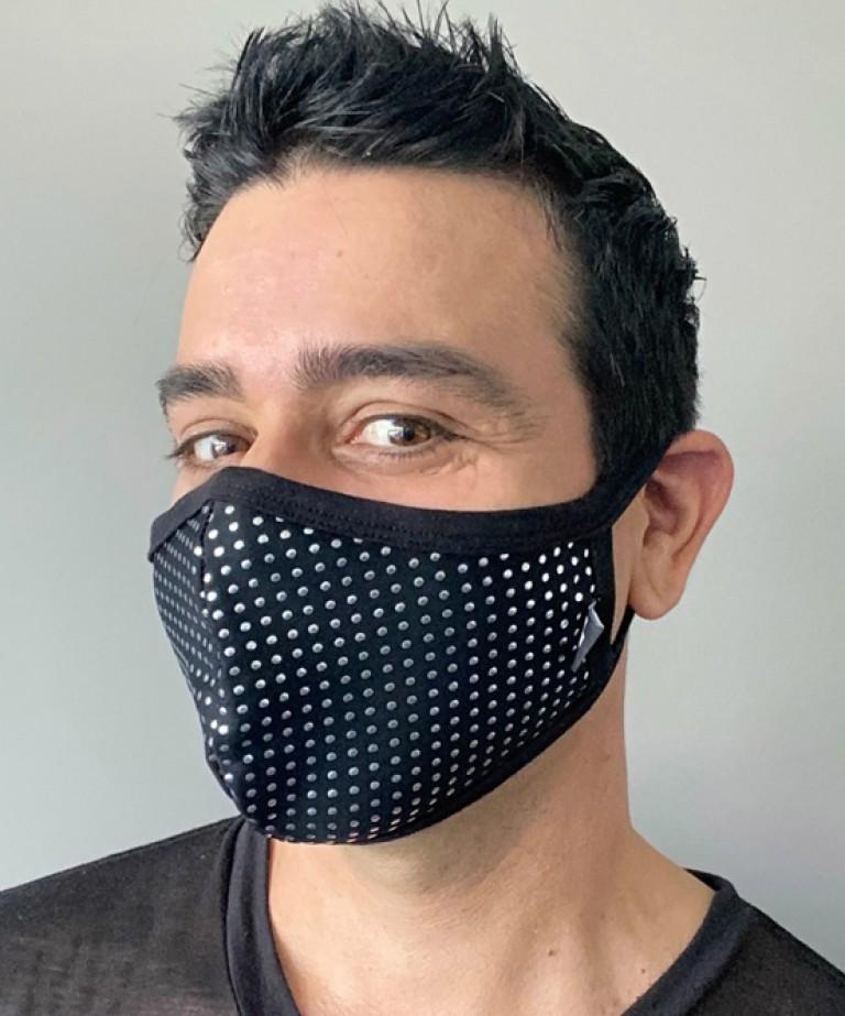 Stud Glam Mask