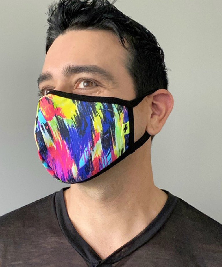 Art Pop Reversible Mask