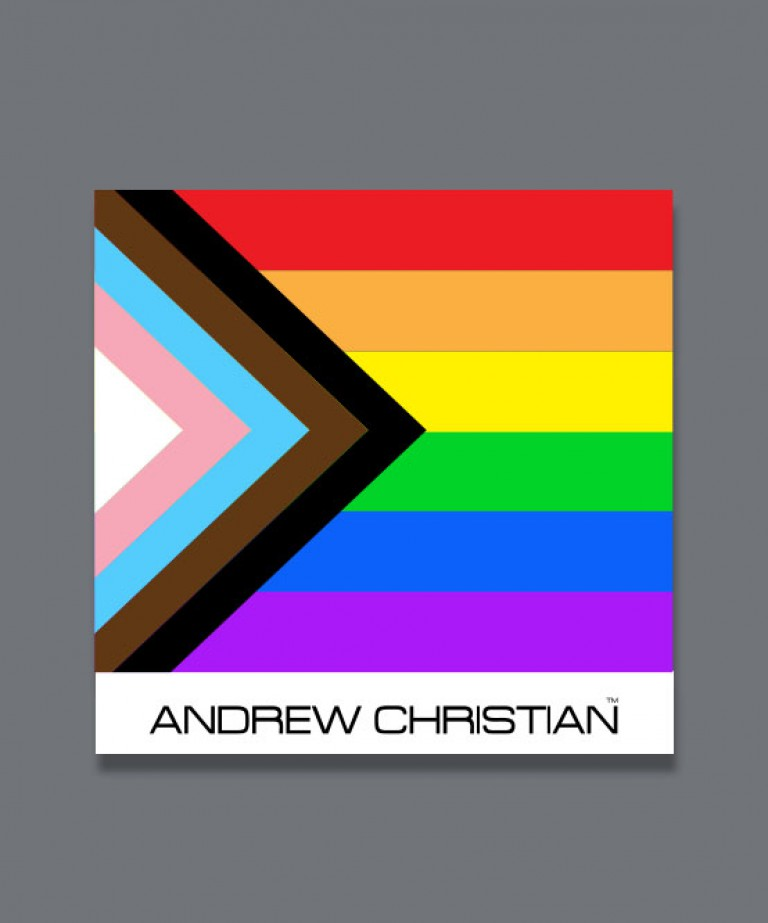 Progress Pride Sticker