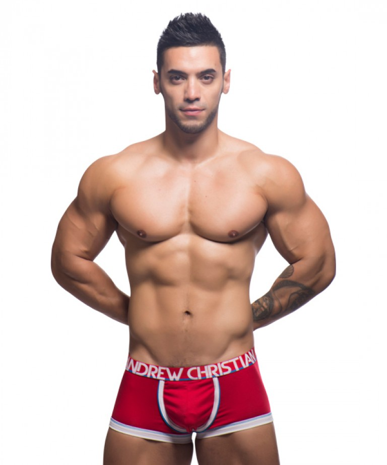 CoolFlex Modal Active Boxer w/ Show-It