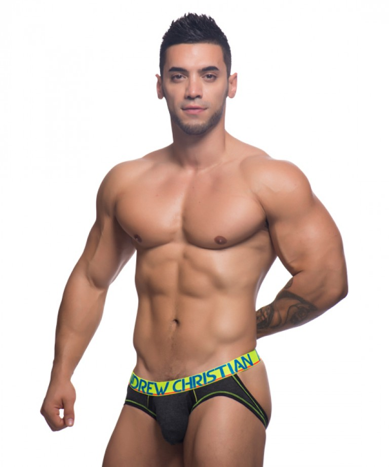 CoolFlex Active Comfort Jock w/ Show-It