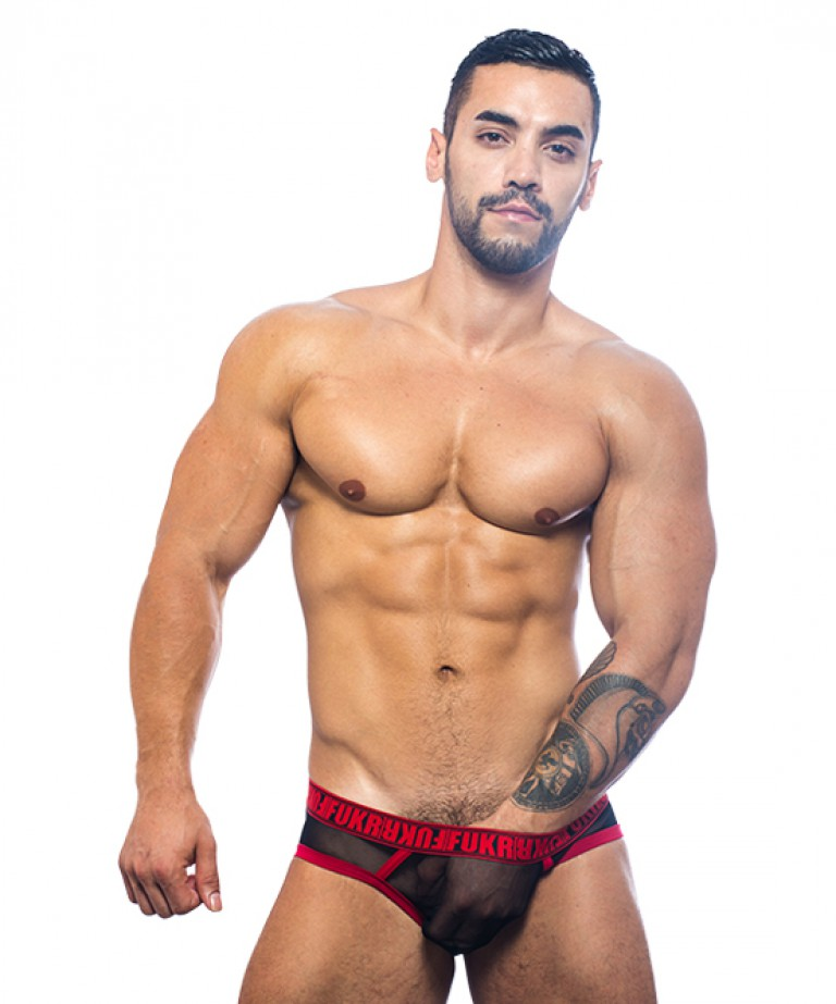FUKR Gigolo Mesh Brief