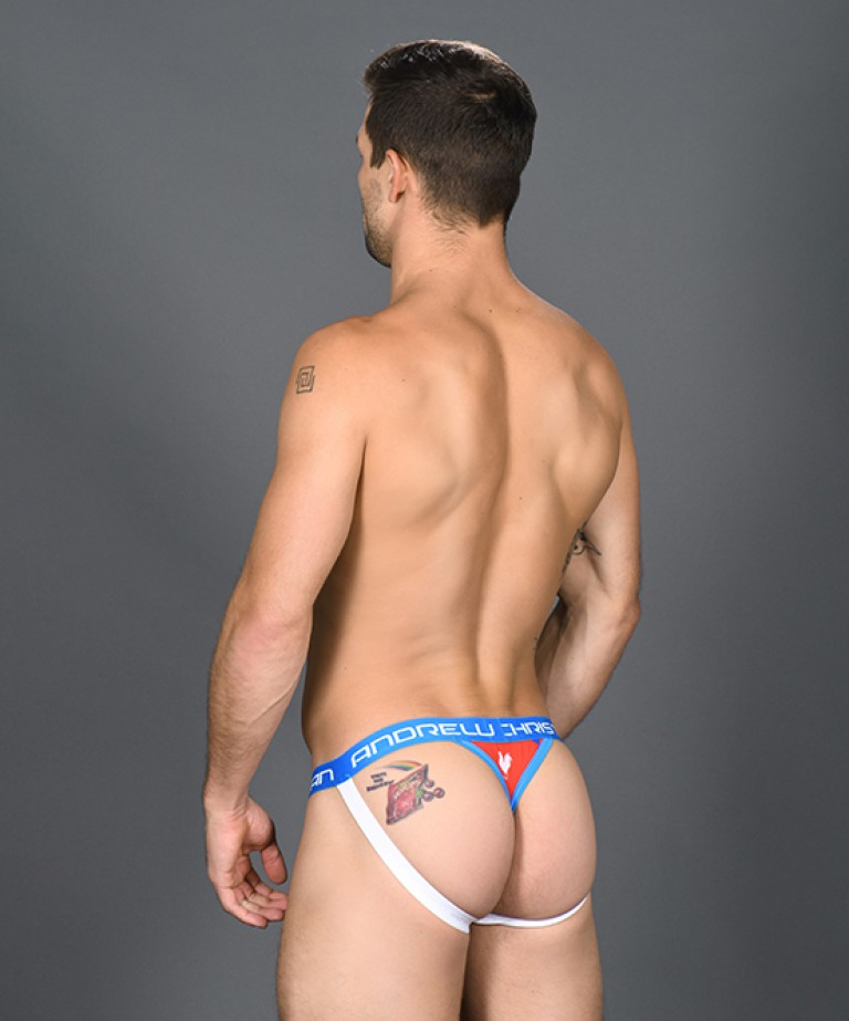 Cock Jock Thong w/ Almost Naked