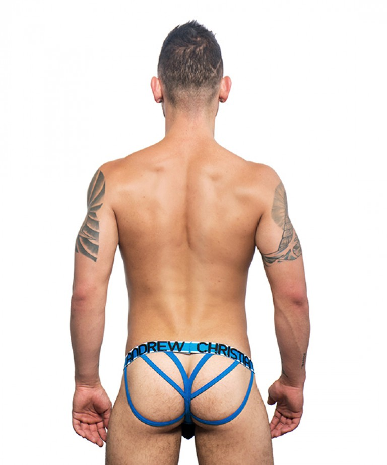 Almost Naked Air Mesh Y-Back Thong