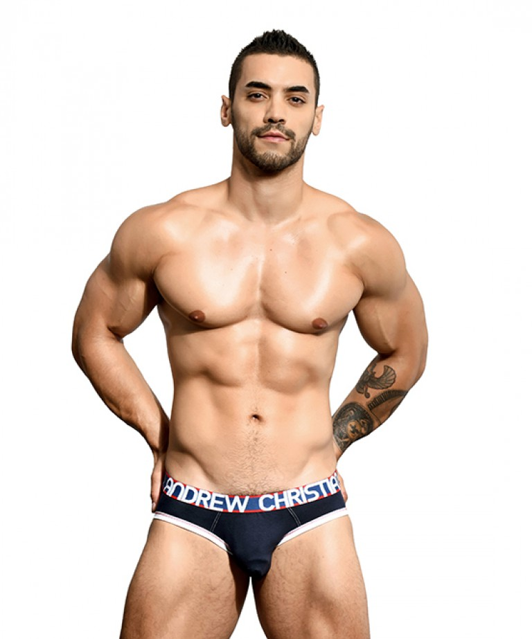 Almost Naked Cotton Brief