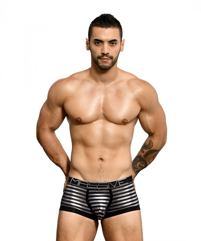 MASSIVE Glam Stripe Boxer