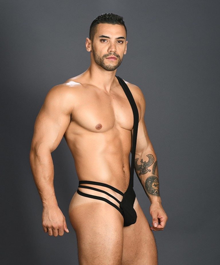 Entice Singlet w/ Almost Naked