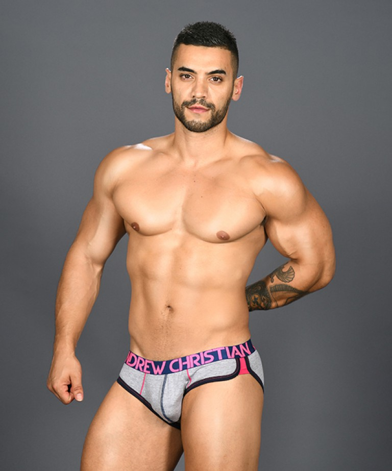 Show-It Retro Pop Brief