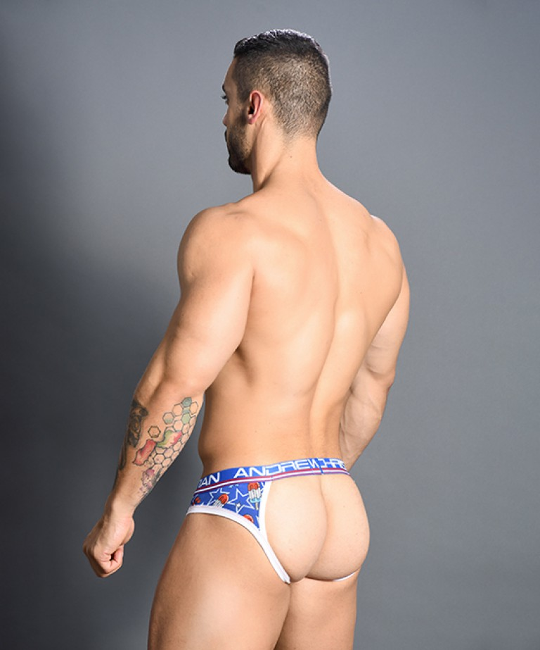 Popsicle Frame Jock w/ Almost Naked