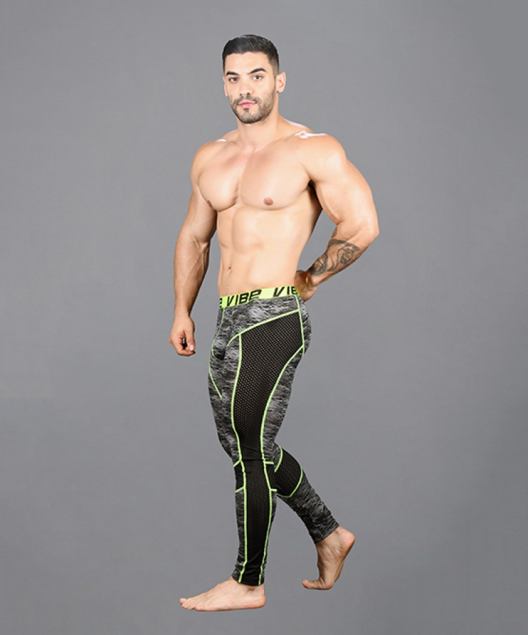 Vibe Frequency Legging (w/ Mesh)