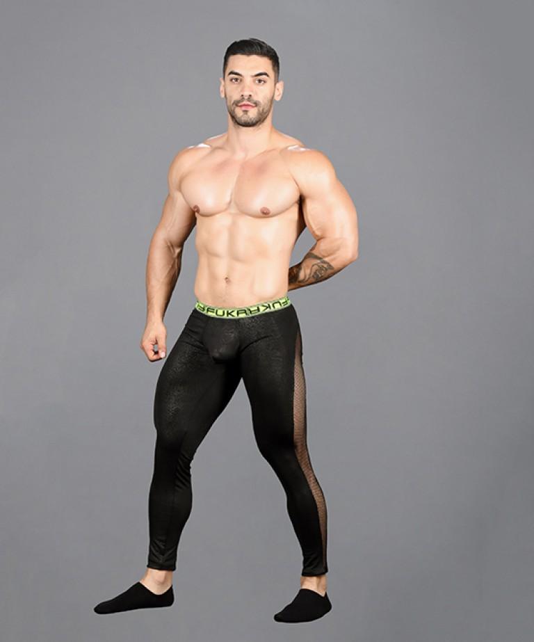 FUKR Venom Mesh Legging