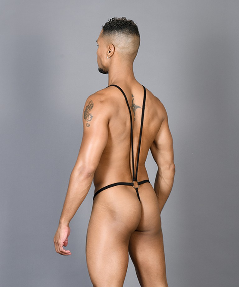 Dazzle String Ring Singlet w/ Almost Naked