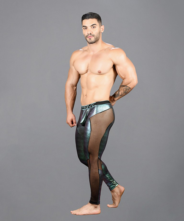 MASSIVE Anaconda Mesh Legging