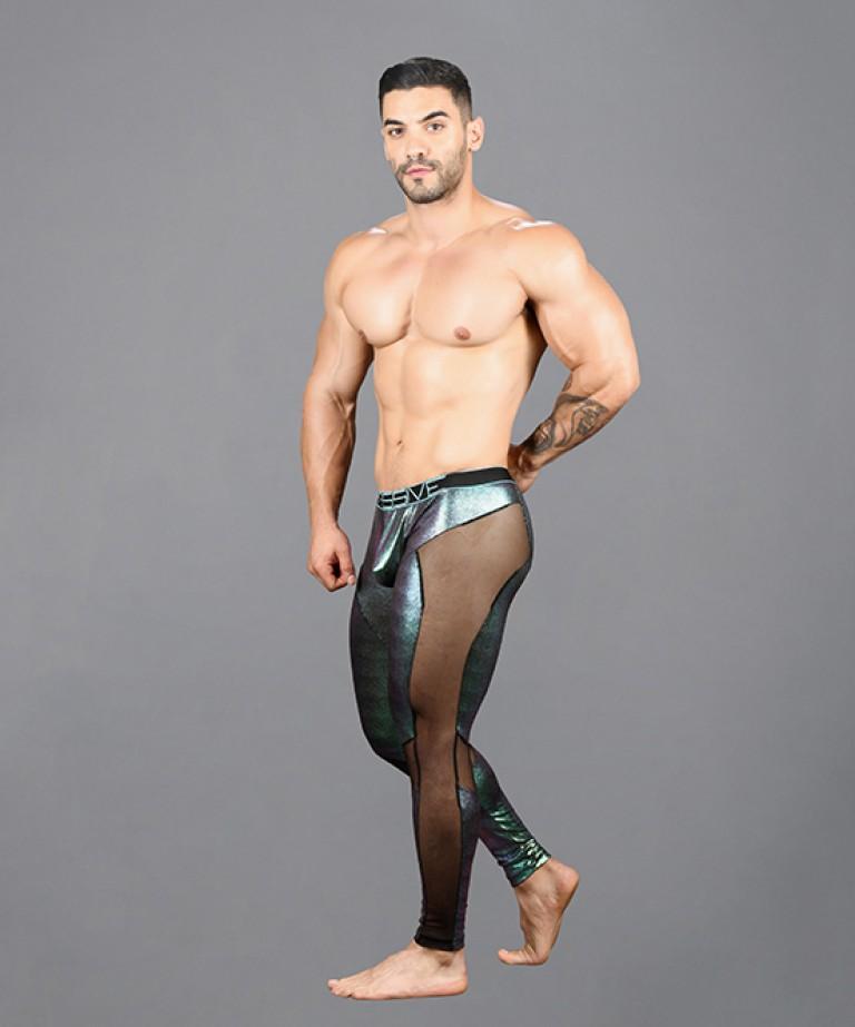 MASSIVE Anaconda Mesh Legging