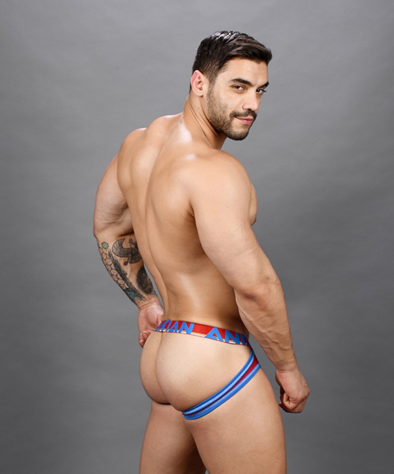 CoolFlex Modal Active Comfort Jock w/ Show-It