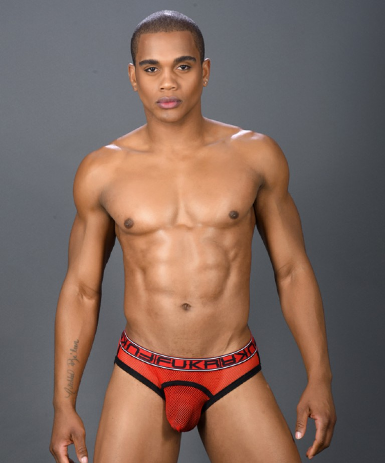 FUKR Sinful Mesh Brief