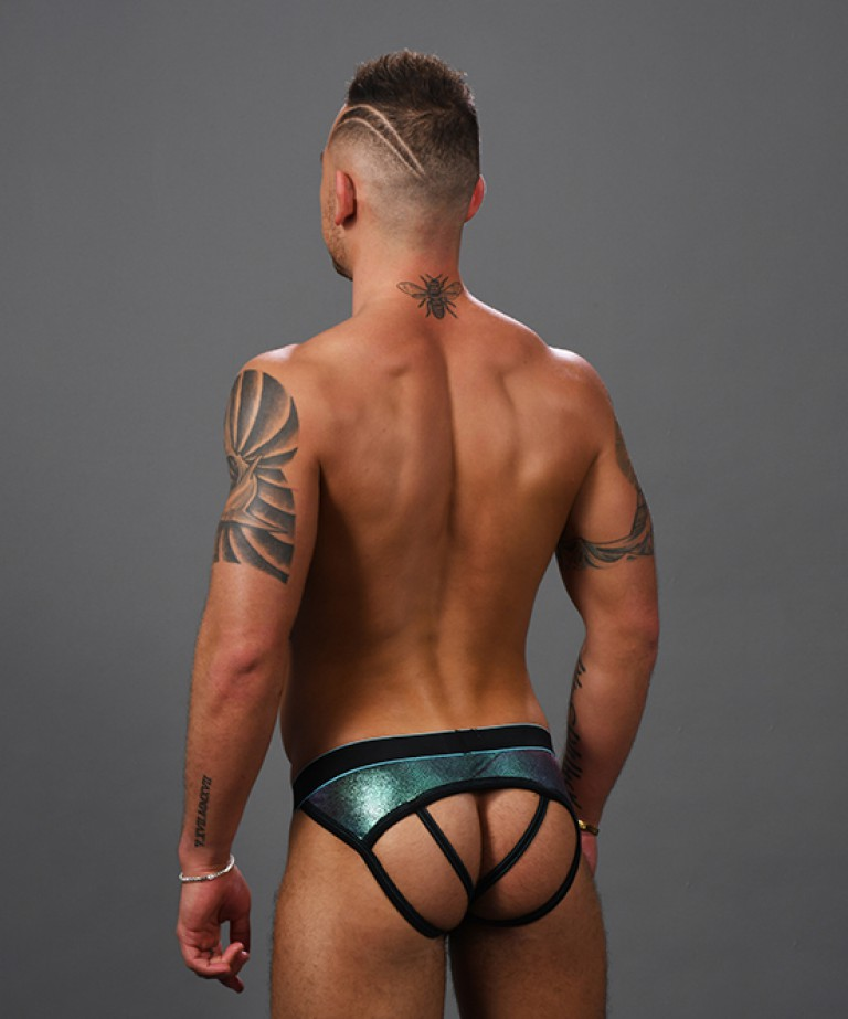 MASSIVE Anaconda Eclipse Jock