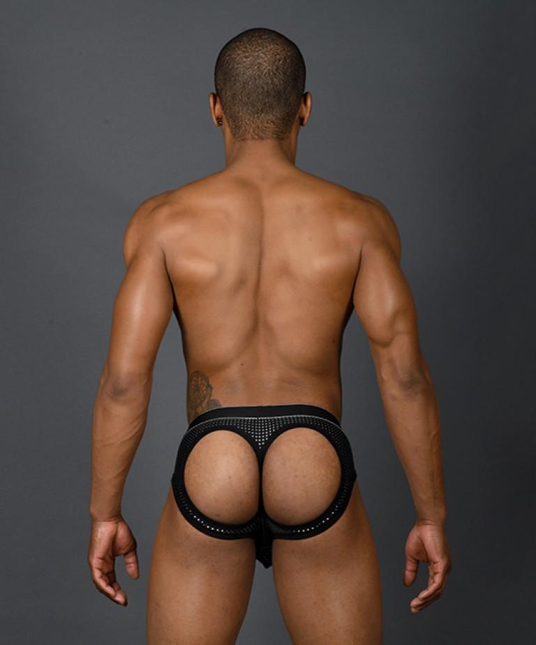 MASSIVE Glam Bubble Butt Thong