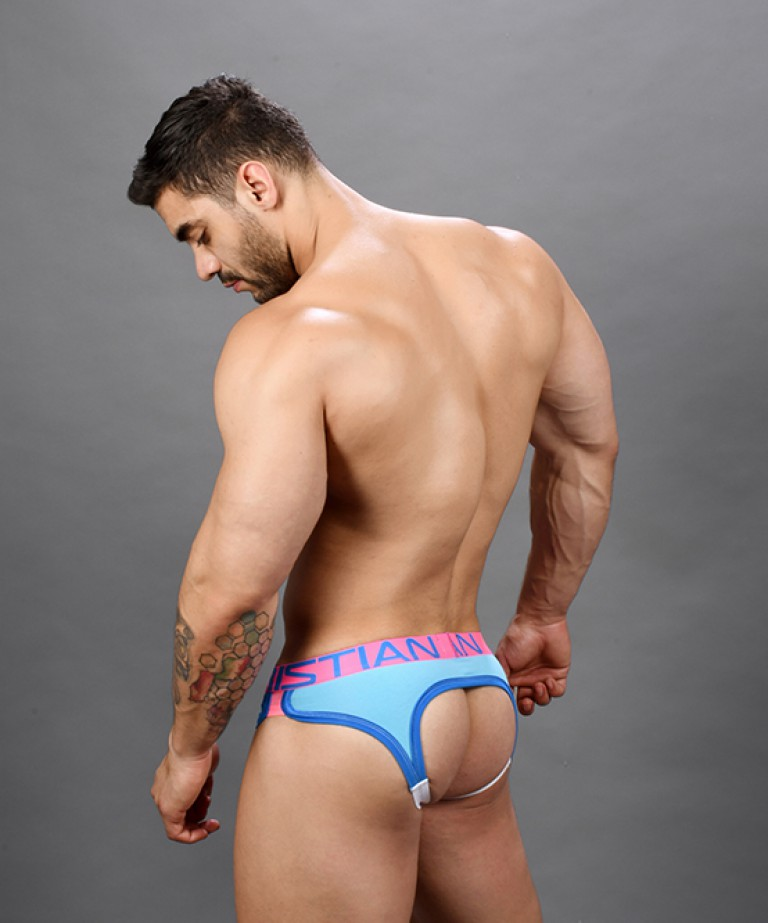 Show-It Retro Pop Locker Room Jock