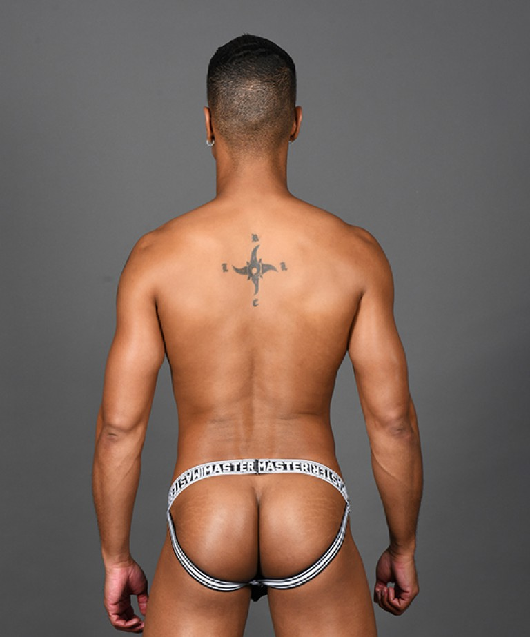 Master Sheer Arch Jock w/ Almost Naked