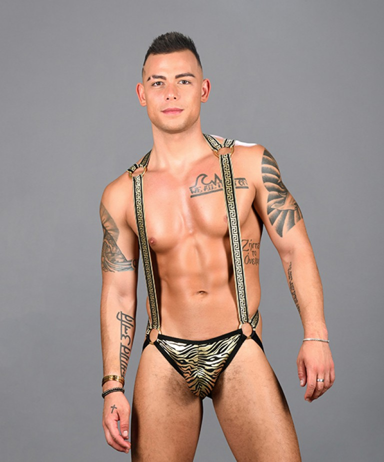 MASSIVE Animal Attraction Ring Singlet