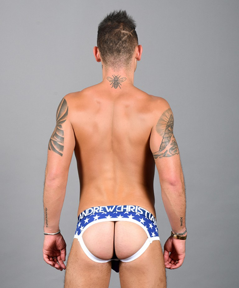 Star Pride Arch Jock w/ Almost Naked