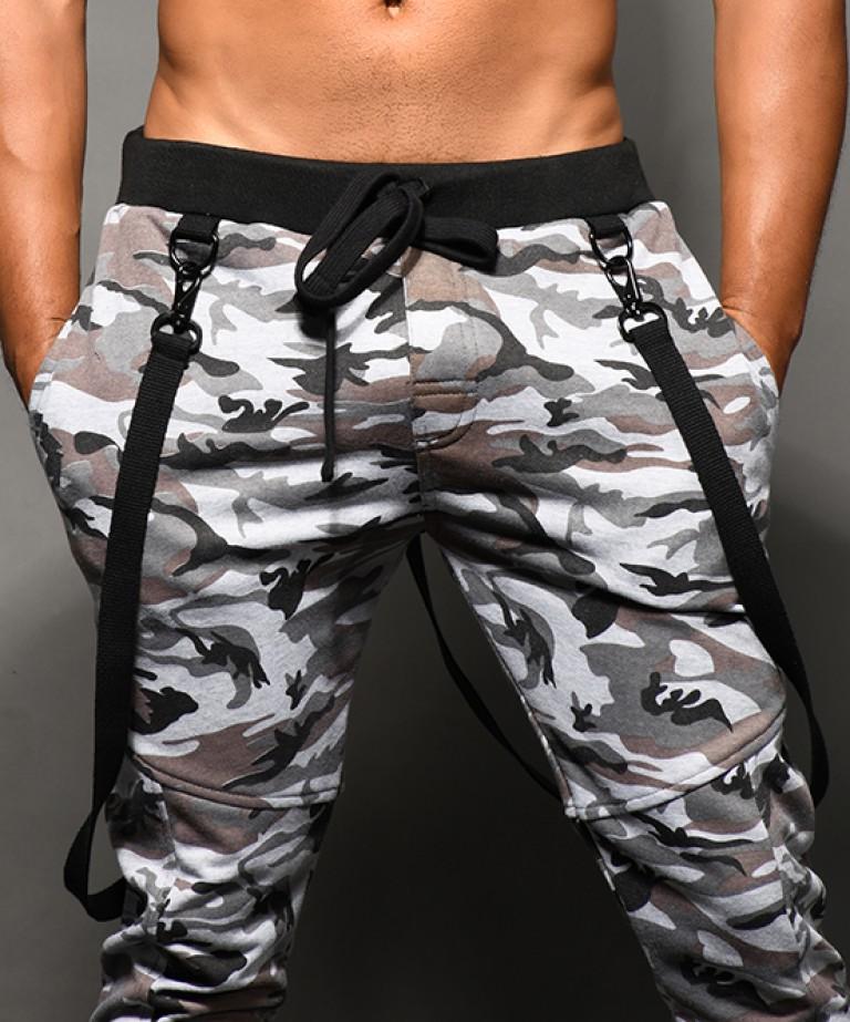 Troop Street Suspender Pants