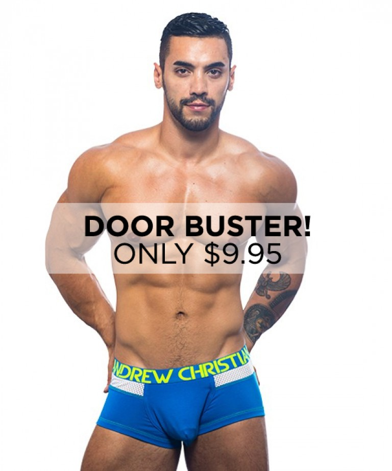 Trophy Boy Active Mesh Boxer
