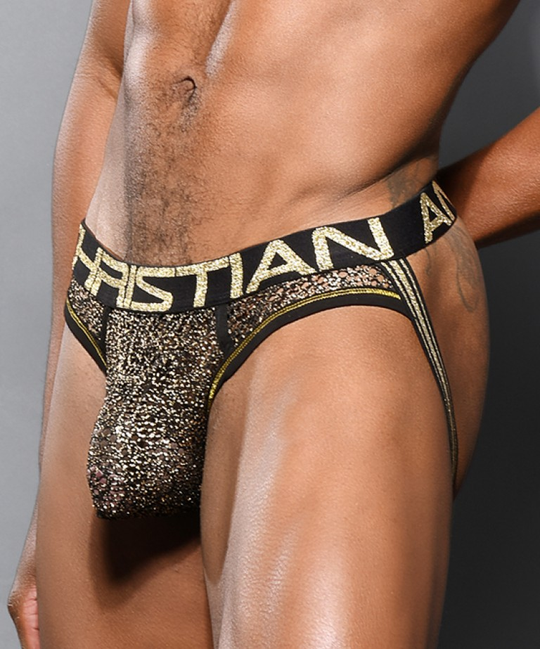 El Dorado Mesh Brief Jock w/ Almost Naked