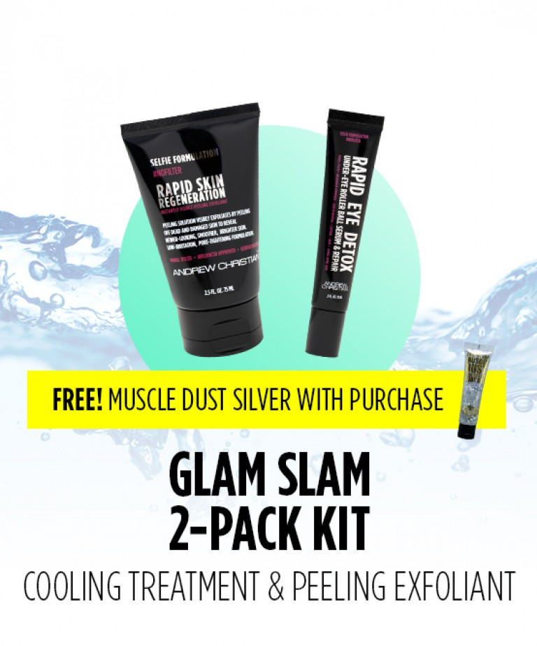 Glam Slam 2-Pack Kit