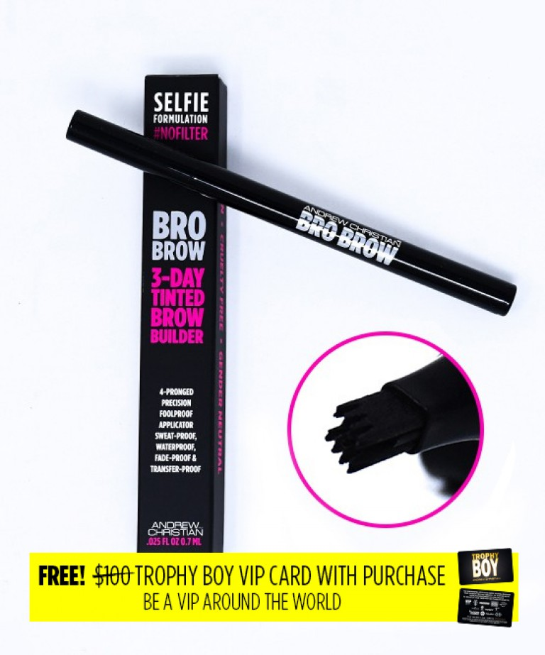 Bro Brow 3-Day Tinted Brow & Beard Builder
